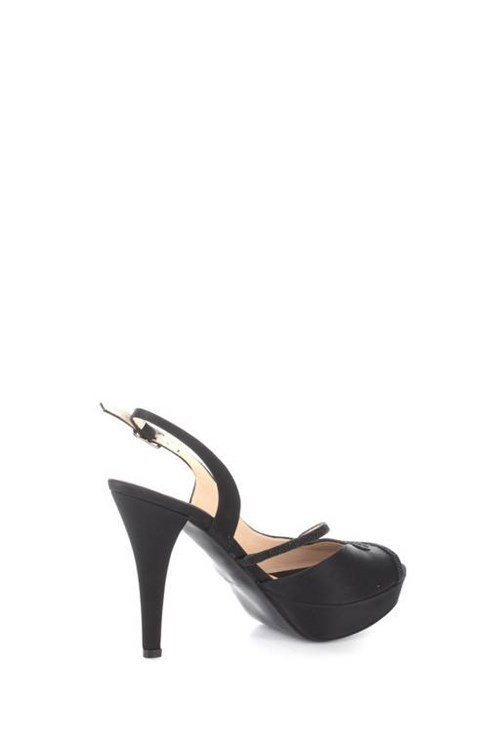 Louis Michelle Shoes Woman With heel BLACK 2031