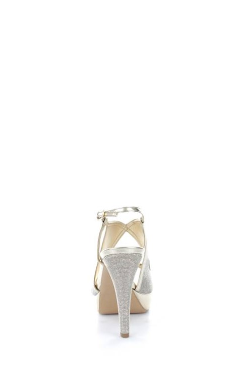 Louis Michelle Shoes Woman With heel YELLOW 2045