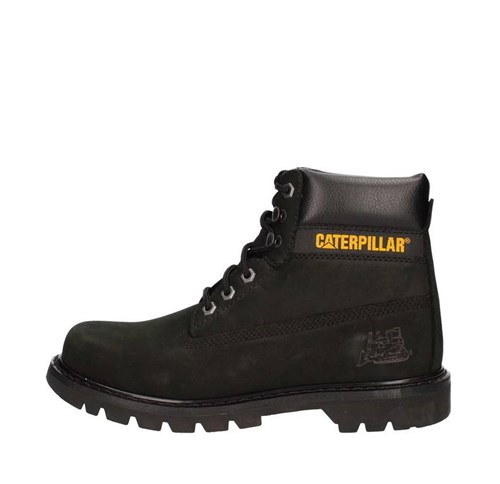 Cat Caterpillar Shoes Man Amphibians BLACK WC44100909