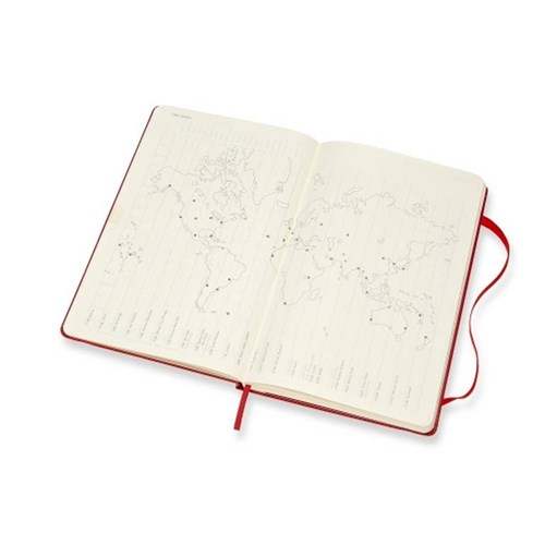Moleskine Accessories Accessories Professional accessories RED DHF212WN3