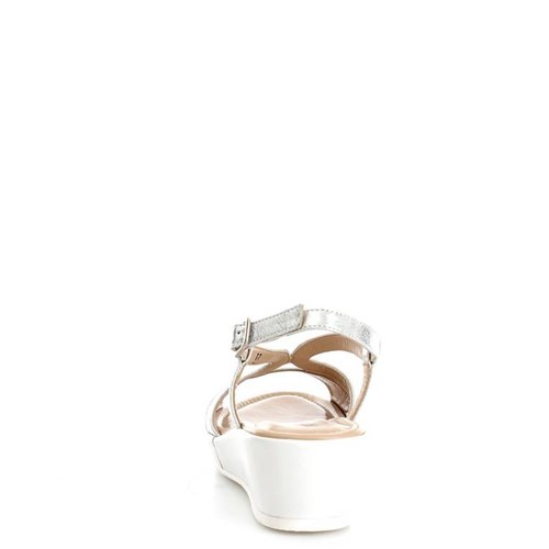 Donna Soft Shoes Woman With wedge GREY 6890