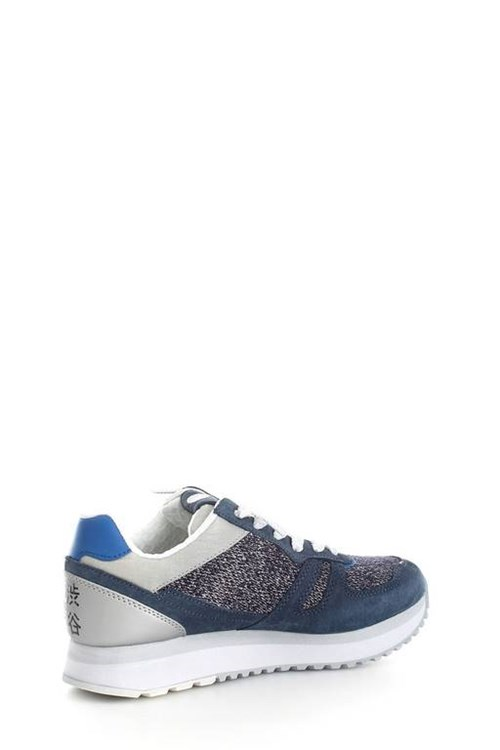 Lotto Shoes Woman With wedge BLUE S8914
